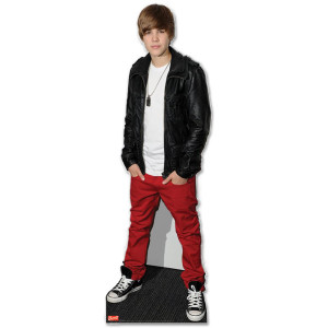 Justin Bieber Stand Up