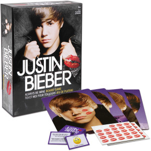 Justin Bieber Games on Justin Bieber  Games And Toys     Justin Bieber Always Be Mine Board