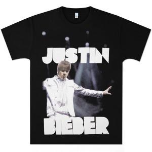 Justin Bieber Spotlights T-Shirt