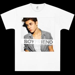 Justin Bieber Boyfriend 2 T-Shirt
