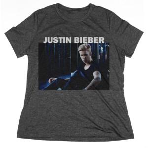 Justin Bieber Photo Profile Boyfriend Junior T-Shirt