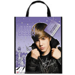 Justin Bieber Party Tote Bag