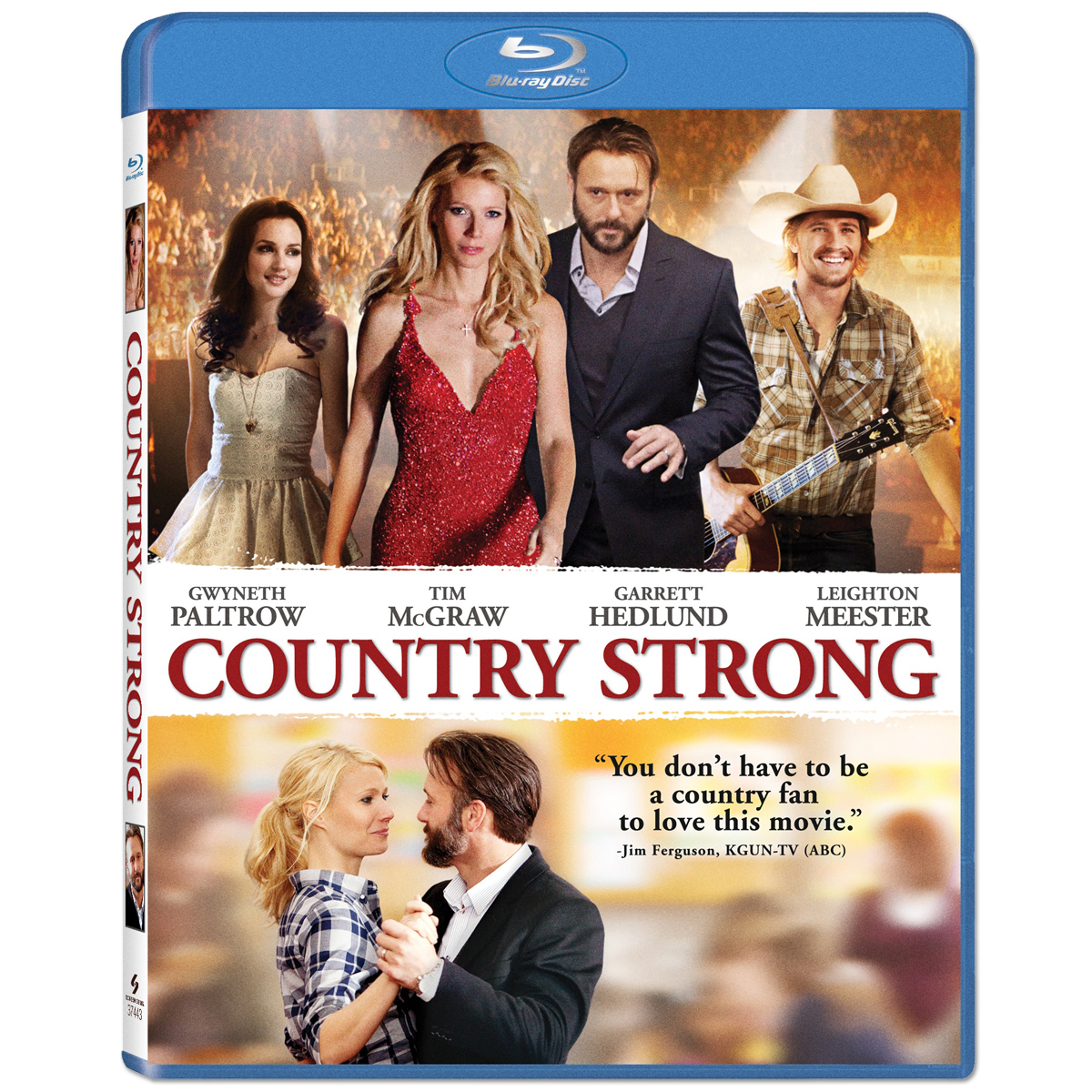 Country Strong  [BRRIP 720p|VOSTFR] [AC3] [FS]