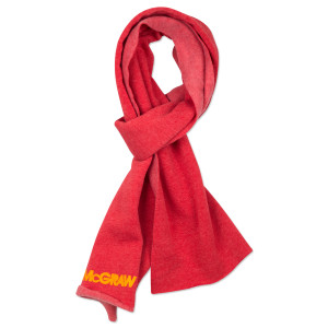Red Unisex Scarf