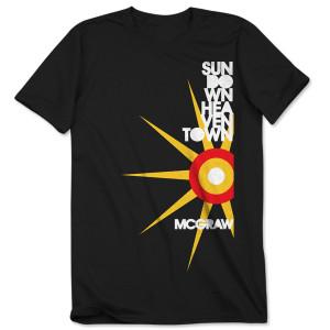 Sundown Heaven Town T-shirt