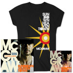 Sundown Heaven Town CD + Ladies T-shirt + 2015 Calendar Combo