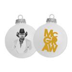 Tim McGraw 2014 Christmas Ornament