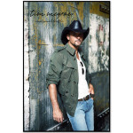 Tim McGraw Wall Poster