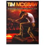 Tim McGraw 'Sundown Heaven Town'  Screen Print
