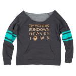 Tim McGraw Sundown Heaven Town Ladies Sweatshirt