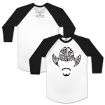 Tim McGraw Cowboy Hat Raglan T-shirt