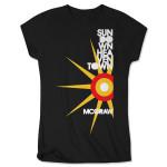 Tim McGraw Sundown Heaven Town Ladies T-shirt