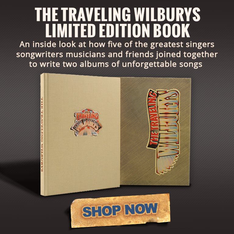 Traveling Wilburys Book