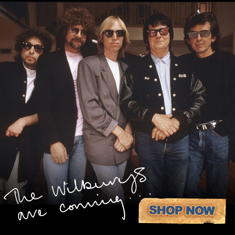 The Wilburys Are Coming