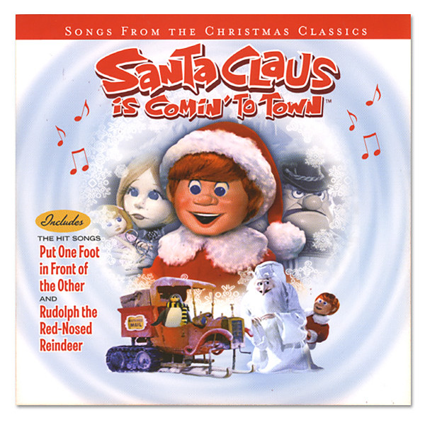 songs from the christmas classics santa claus is comin to town cd - Christmas Classic Songs