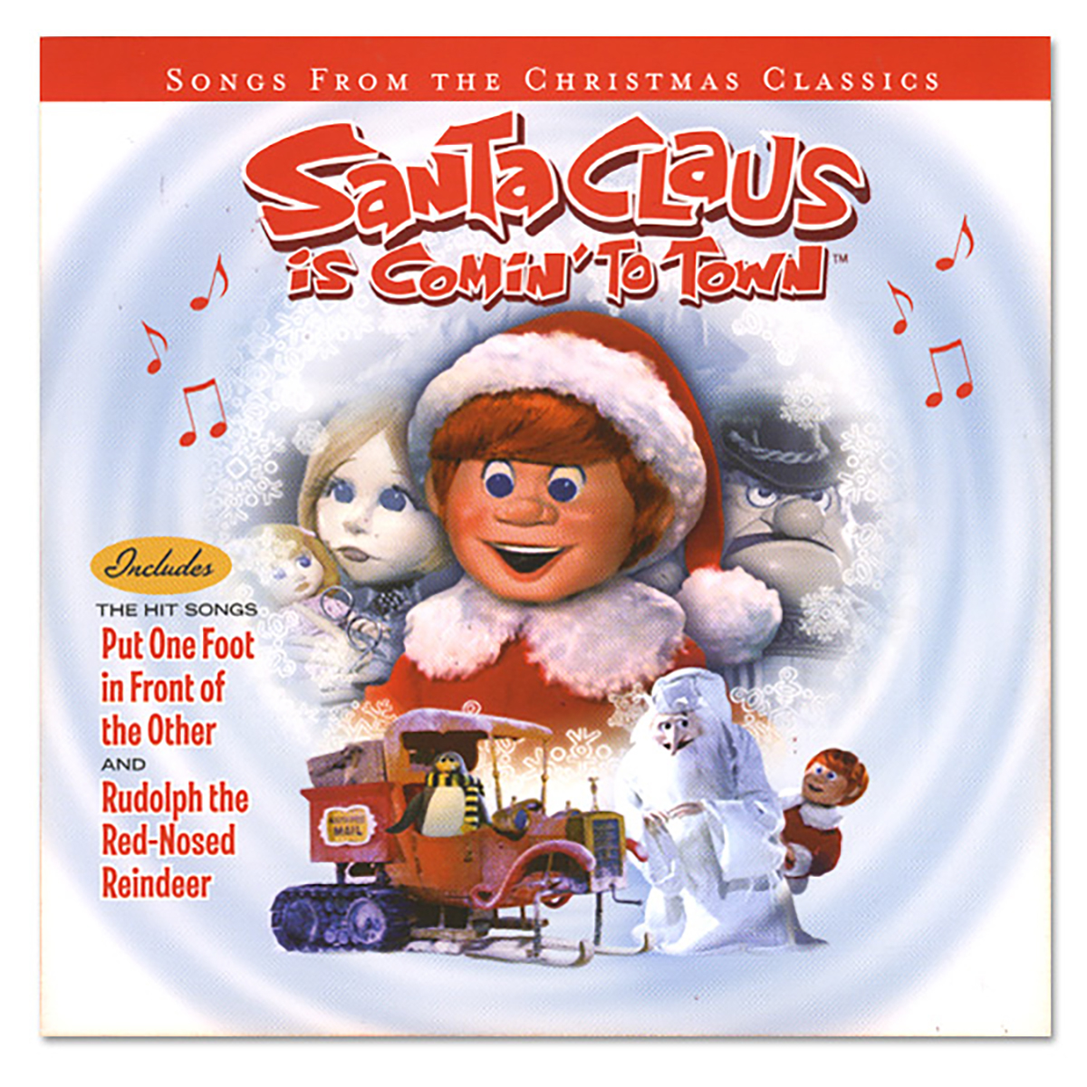 Songs from the Christmas Classics: Santa Claus Is Comin' To Town CD | Shop the The Original ...