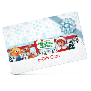 Christmas Classics eGift Card
