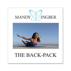 PACKAGE #4: THE BACK-PACK