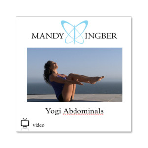 MANDY INGBER - YOGA ABS - Yogi Abdominals mp4