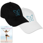 Yogalosophy Crystal Hat & DVD Bundle
