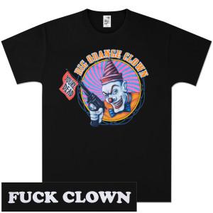 Clown with Gun T-Shirt