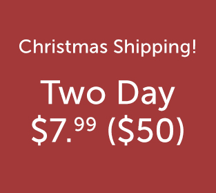 2-Day Shipping Flat Rate Offer