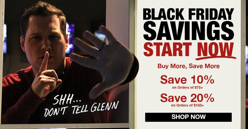 Glenn Beck Black Friday Cyber Monday Sale