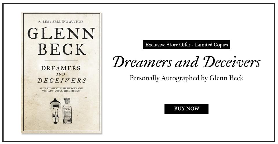 Glenn Beck Autographed Books