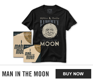 Glenn Beck Man in the Moon Merchandise