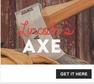 Lincoln Axe