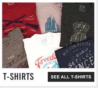 1791 T-Shirts