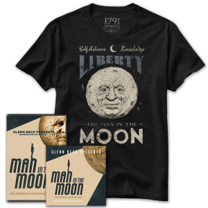Man in the Moon DVD, Digital Soundtrack, and T-Shirt Bundle