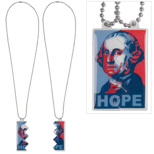 Glenn Beck Hope Necklace