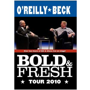 Bold & Fresh Tour 2010 DVD