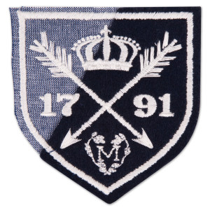 1791 Arrows/Merit Patch