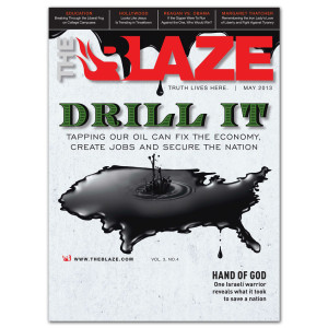 The Blaze May 2013 (Vol. 3, Issue 4)
