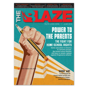 The Blaze June 2013 (Vol. 3, Issue 5)
