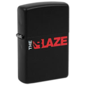 The Blaze Zippo Lighter