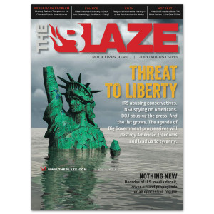 The Blaze July/August 2013 (Vol. 3, Issue 6)