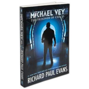 """Michael Vey - The Prisoner of Cell 25"" by Richard Paul Evans"