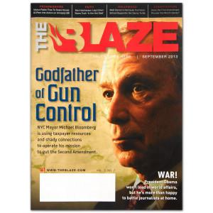 The Blaze, September 2013 (Vol. 3, No. 7)