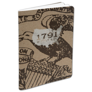 UNION POCKET NOTES - Eagle Large Notebook