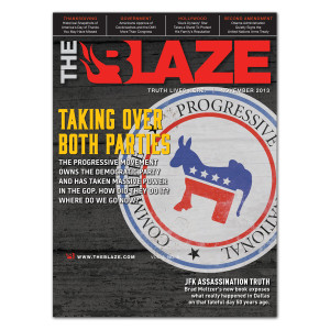 The Blaze, November 2013 (Vol. 3, Issue 9)