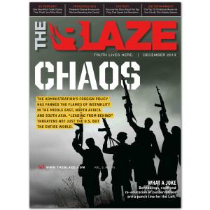 The Blaze, December 2013 (Vol. 3, Issue 10)