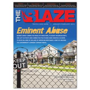 The Blaze, January/February 2014 (Vol. 4, Issue 1)
