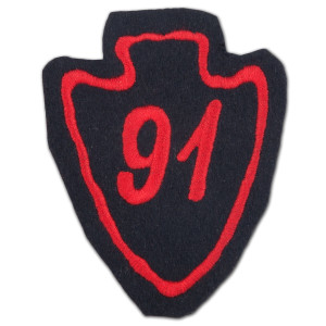 1791 Arrow Patch