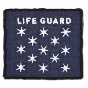 1791 Life Guard Patch