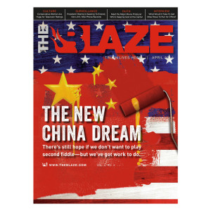 The Blaze, April 2014 (Vol. 4, Issue 3)