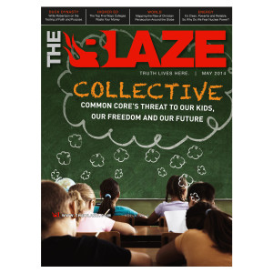 The Blaze, May 2014 (Vol. 4, Issue 4)
