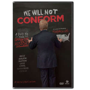 We Will Not Conform DVD